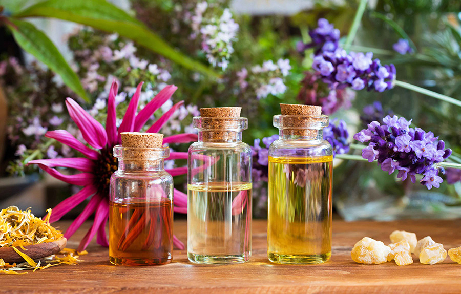 Organic Beauty Products and Supplements